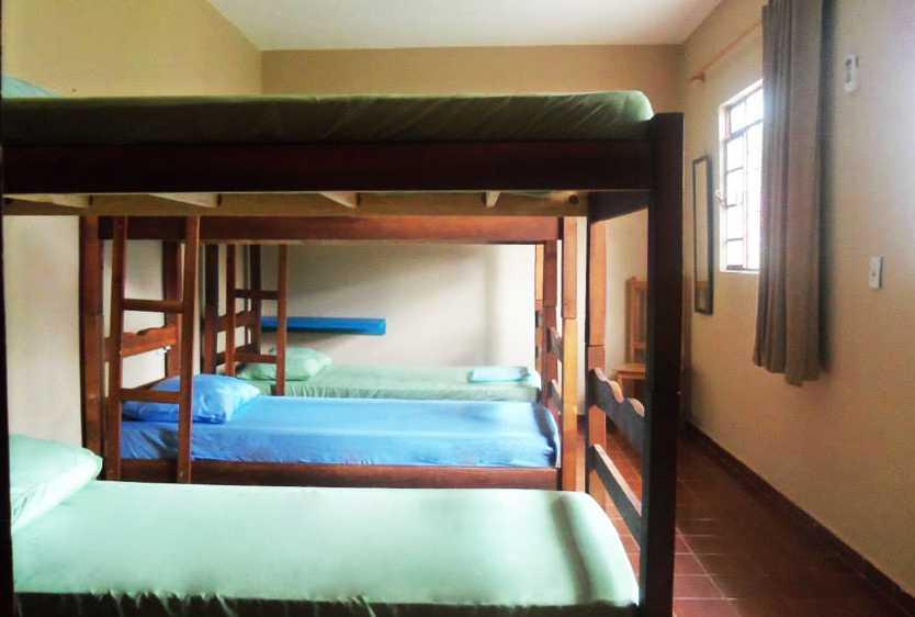 Dormitório Masculino