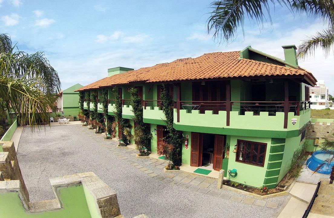 Residencial Castelo da Ilha: Pague 5 e Leve 7 Diárias