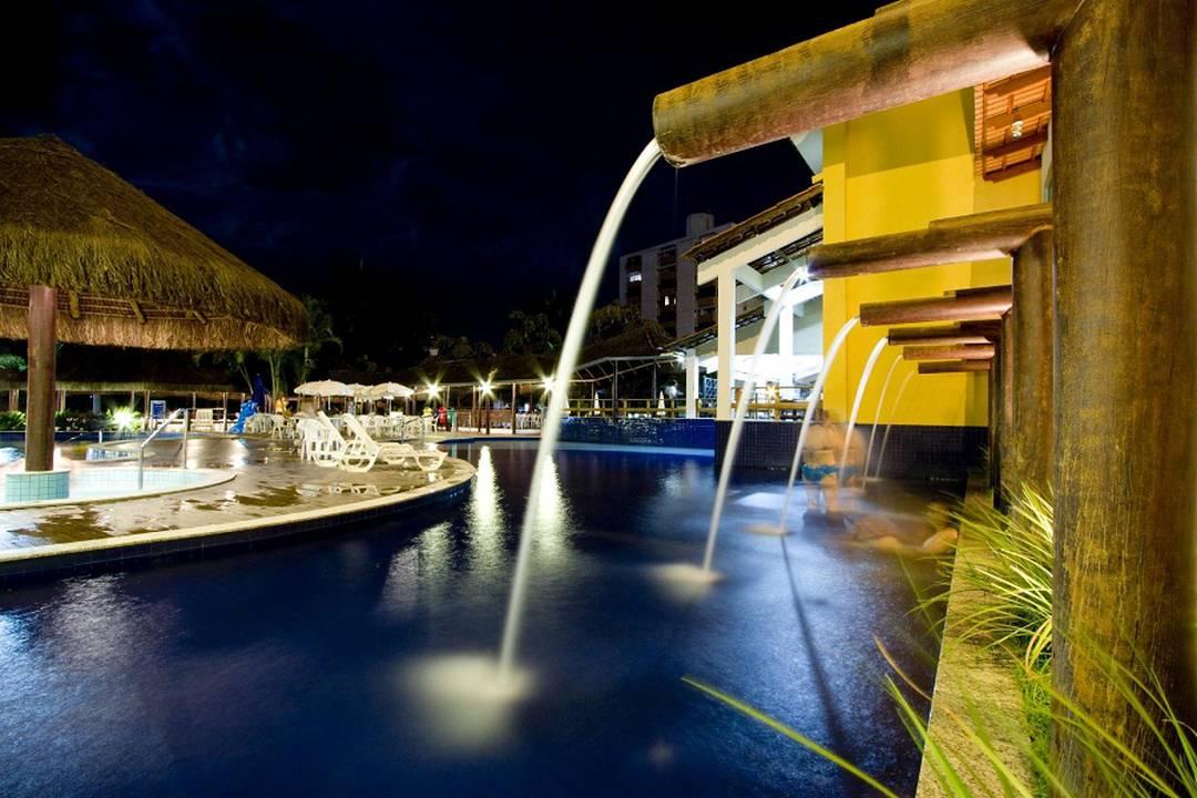 Flats Hot Springs: 2 ou 3 Diárias para 4 Pessoas de Acordo c/ a Opção