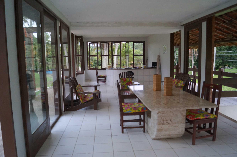 Recepção Hotel Fazenda