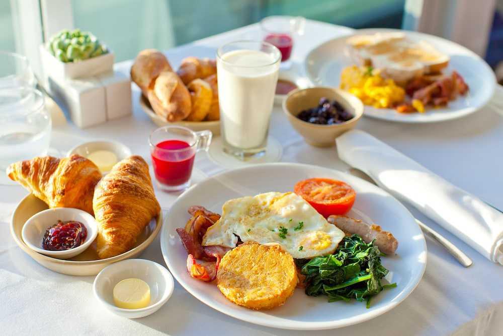 Refeição de Pequeno-almoço