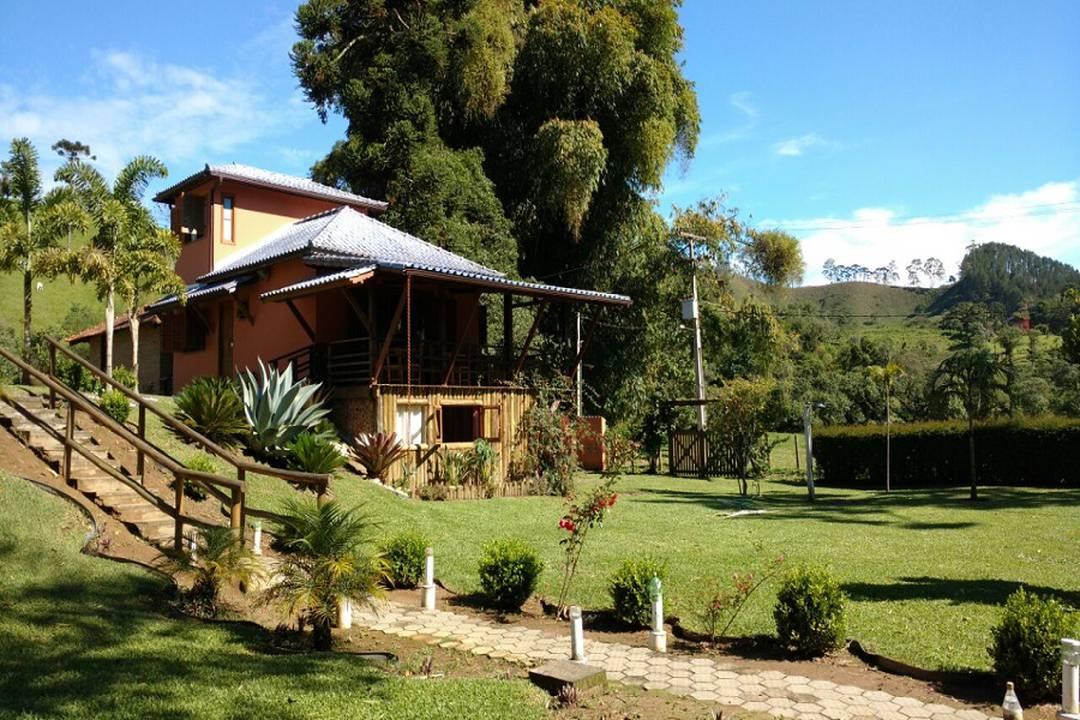 Casa Fazenda do Rio: Opção de 3 Diárias para 2 Pessoas