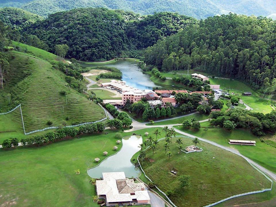 Fazenda Ribeirão: Pensão Completa