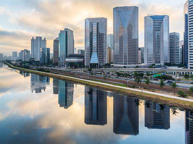 Hotel en Sao Paulo
