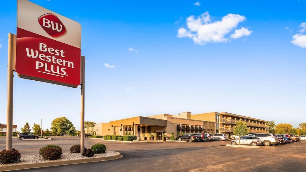 Best Western Plus Leamington Hotel & Conference Centre
