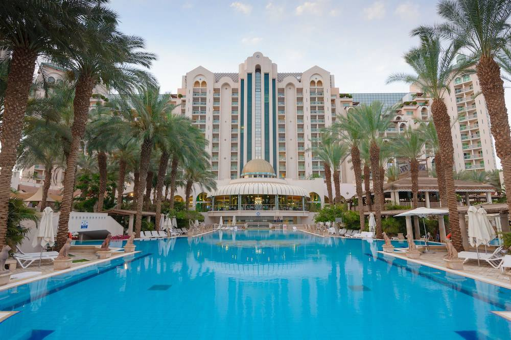 Herods Palace Eilat Hotel