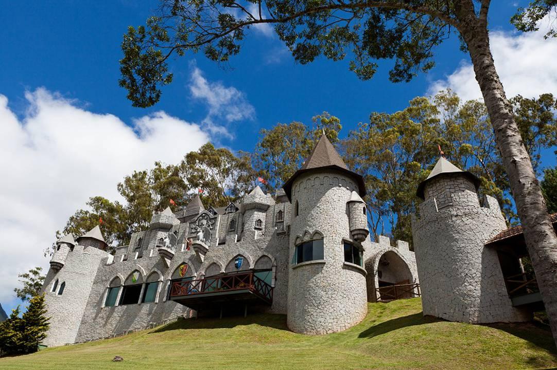 Le Canton Hotel Village: Ingresso para o Parc Magique