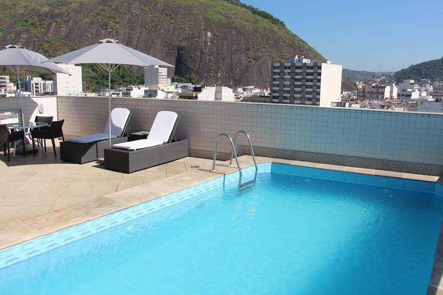 Hotel Vilamar Copacabana - Foto 1