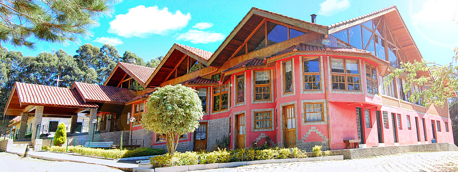 Hotel with excellent infrastructure and several leisure activities