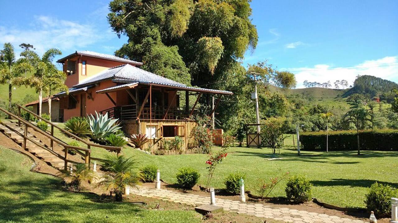 Casa Fazenda do Rio: Opção de 3 Diárias no Chalé do Rio