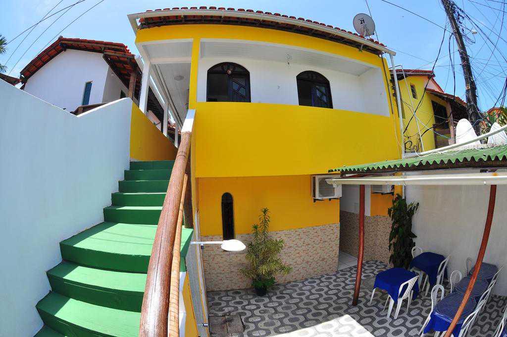 Localizada na Terceira Praia.