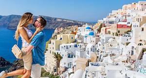 Pacote Grécia + Paris - Atenas, Mykonos, Santorini e Paris
