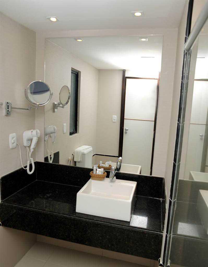 Banheiro Apartamento Standard